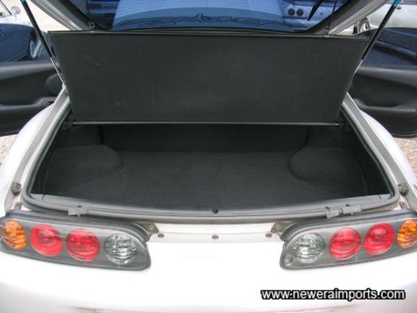 Facelift model rear lights.