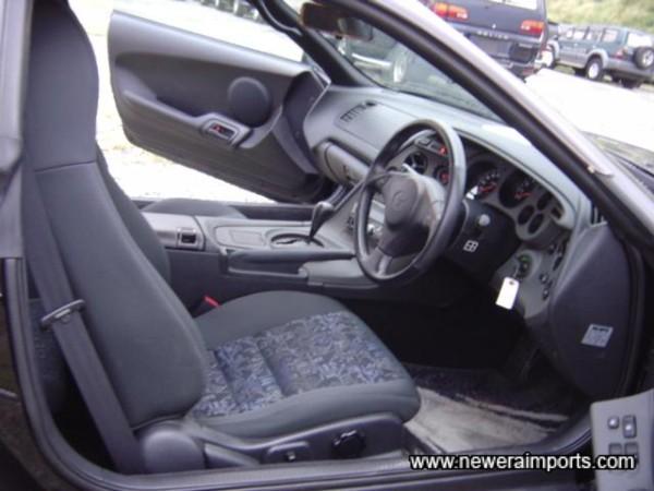 VVTi Steering Wheel.