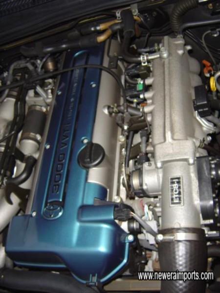 VVTi engine.