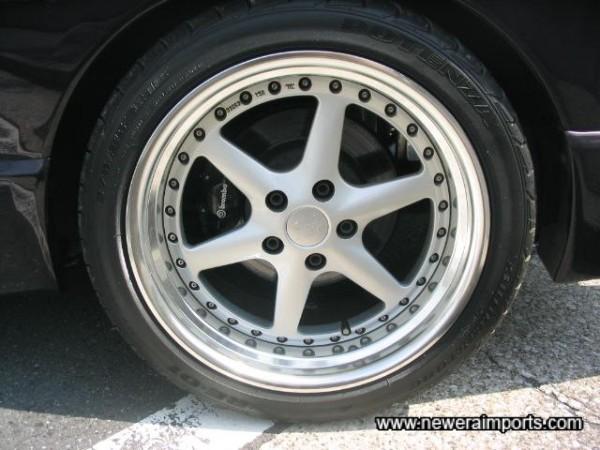 Bridgestone Potenza RE-01's