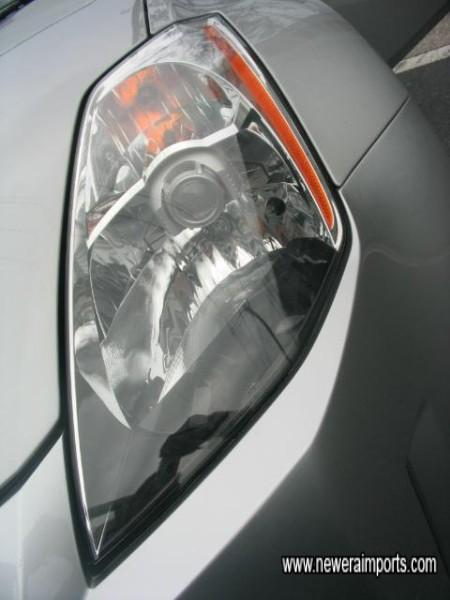 HID Headlamps. The best lighting equipment.