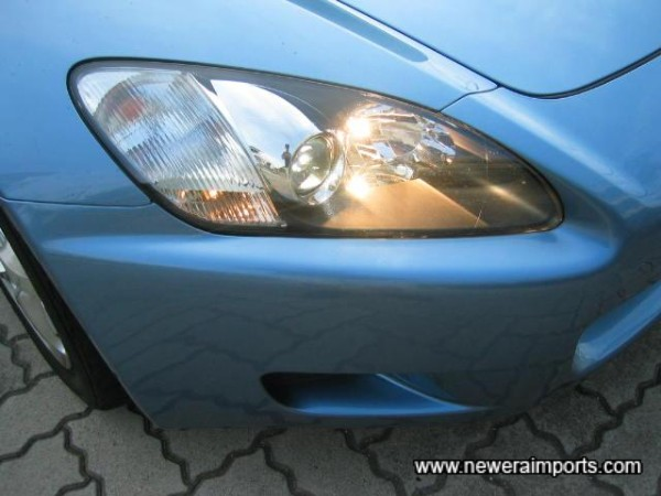 Xenon/HID Headlamps