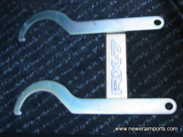 Height Adjustment Spanners