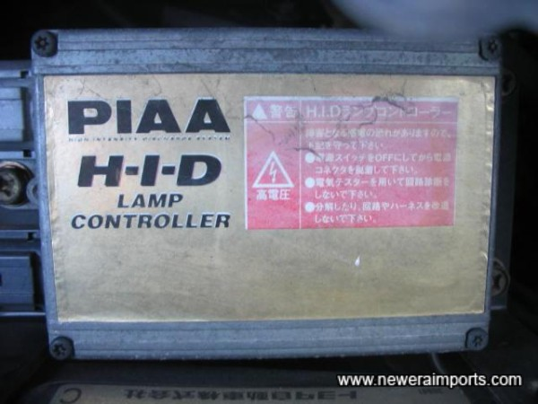 HID Headlights - PIAA Kit. Worth £400 new.