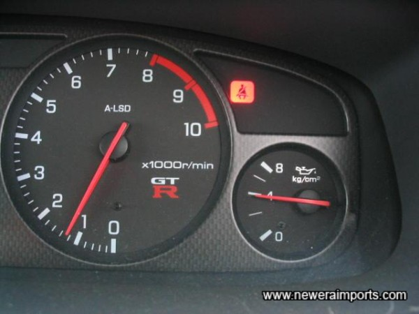 Very Good Oil Pressure