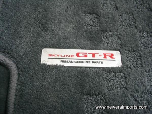 GTR Fitted Mats