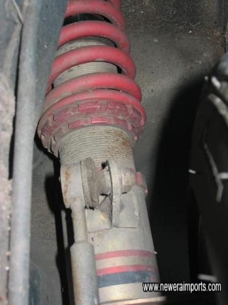 Apexi N1 Coilover suspension
