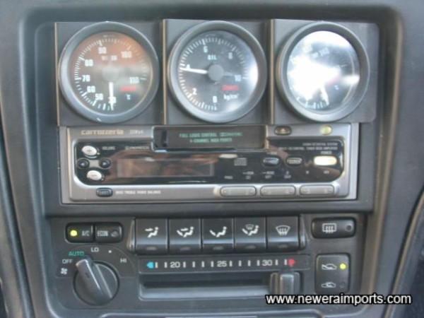 Pioneer Radio/Cassette