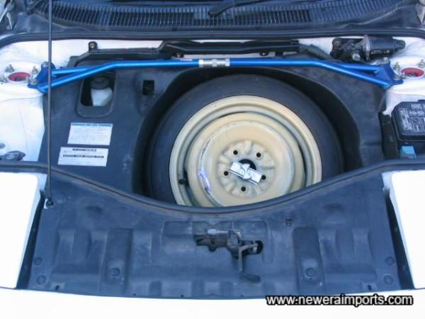 Cusco Adjustable Front Strut Brace