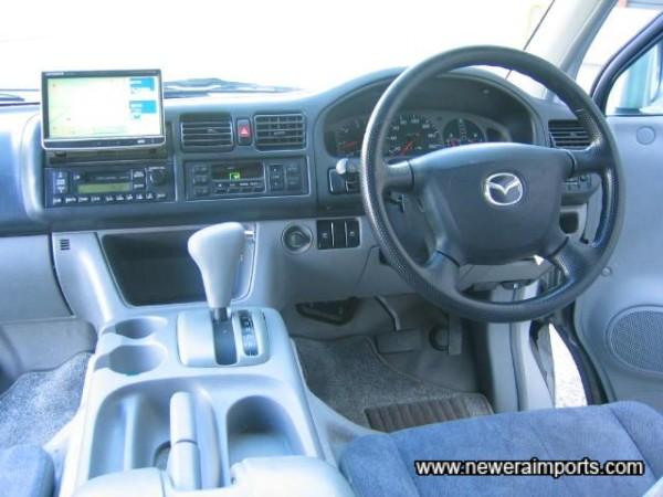 SRS Airbag Steering Wheel.