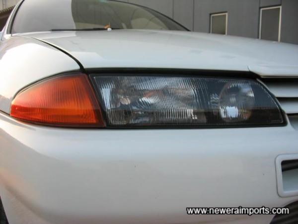 Nismo N1 headlights. Seriously rare!