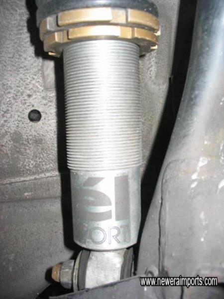 El Sport coil-over shock absorber. Top Quality kit.