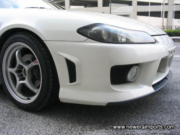 Factory Option Bodykit