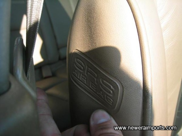 Side SRS Airbags