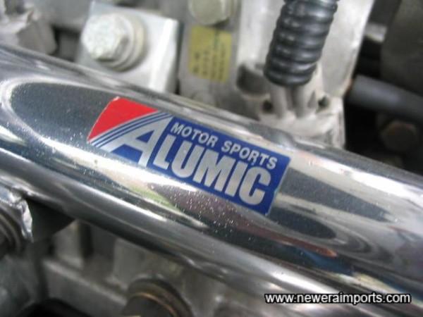 ..by 'Motorsports Alumic'.