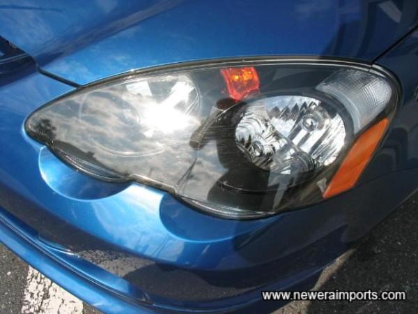 HID headlights as standard.