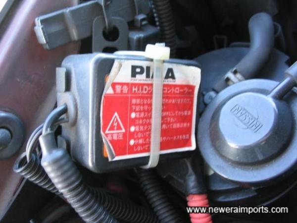 PIAA HID Voltage transformer.