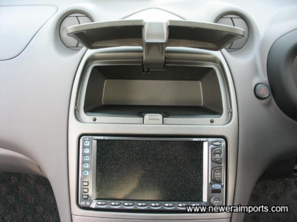 Useful Storage Compartment
