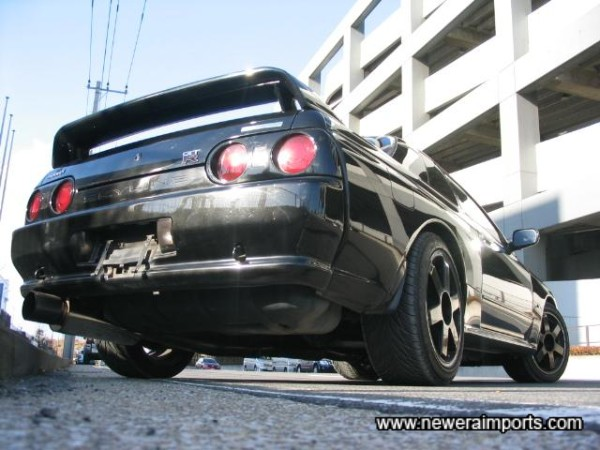 In our opinion, the R32 GT-R is the purest GT-R of all!