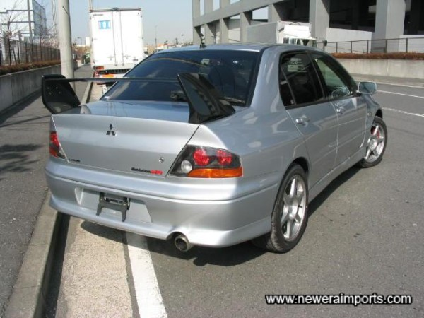 Would benefit from an uprated exhaust! www.neweraparts.com can supply full titanium systems, etc!