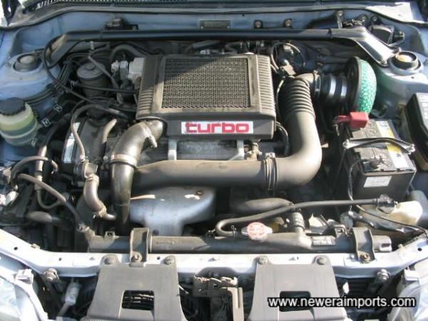 The Turbo 1.3 16V 140 BHP Powerplant!