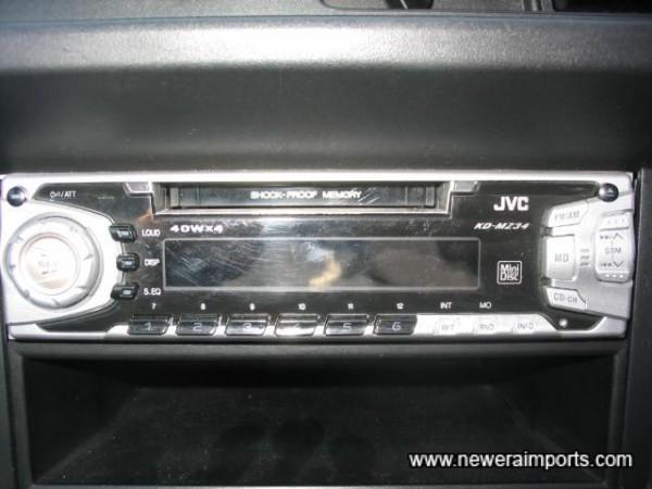 JVC MD/Radio