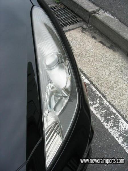 Stylish Projector Beam Headlamps
