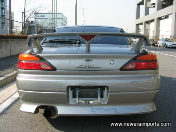 Lexus Style Rear Lights - Available from www.neweraparts.com