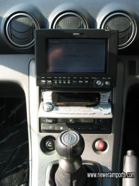 Digital Sat Nav and TV are included - free of charge.