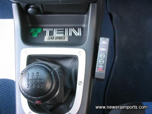 6 Speed Manual transmission as std.