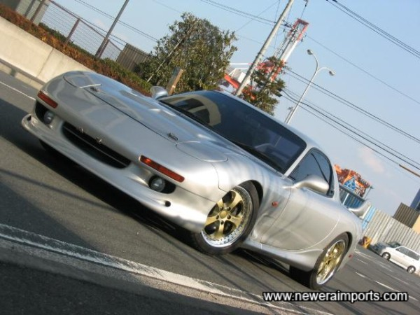 As you probably know, we particularly love RX-7's!