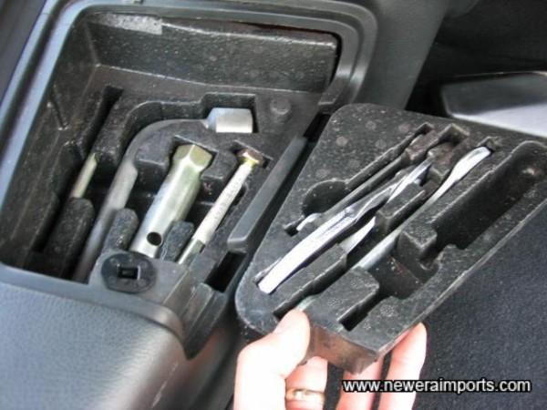 Optional Additional Tool Kit