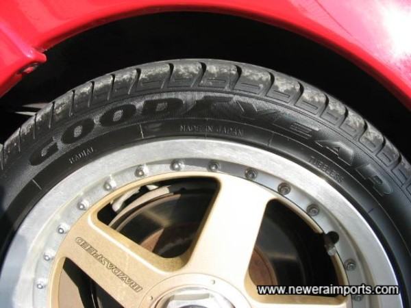 Goodyear Super Ducaro Sports Tyres