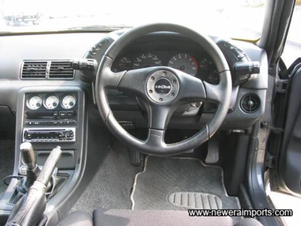 Italvolanti Steering Wheel.