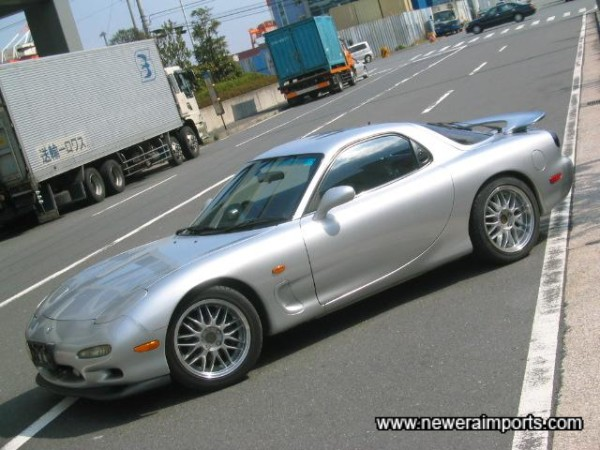 One of the best RX-7's we have sourced so far in 2005!