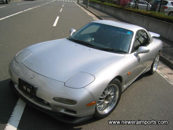 Stunning Condition - Amazing for a 1996 car!