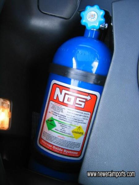Nos, Nos!!! I Need Nos!!!
