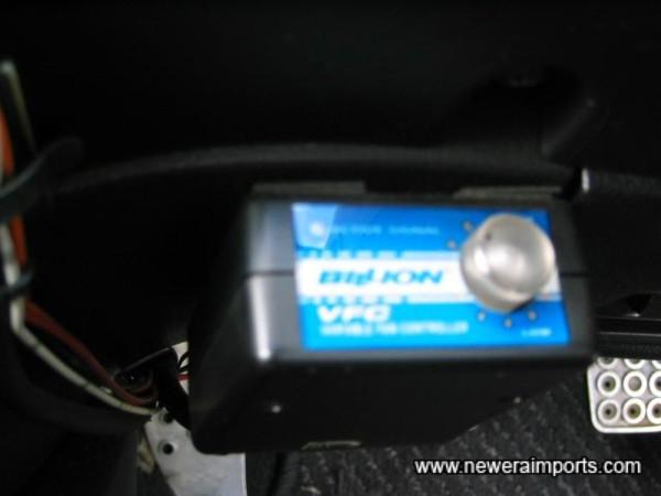 Variable Fan Controller, by Billiion brand.
