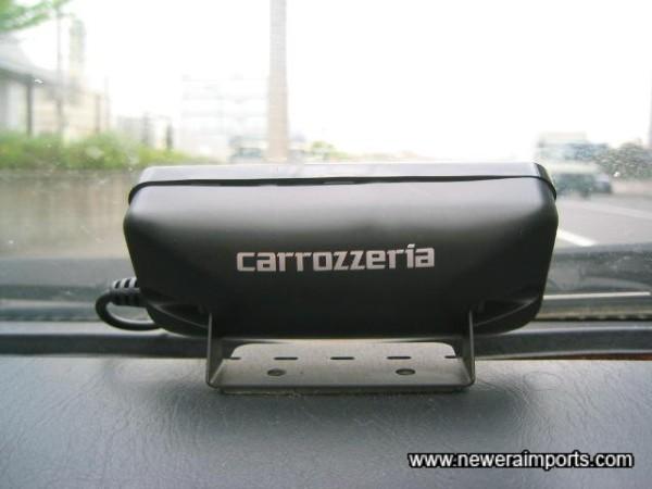 GPS sensor.