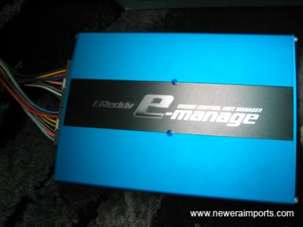 E-manage ECU. One of the best control units on the market.