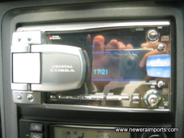 Panasonic Top of the range audio. 200W