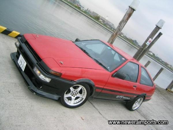 The Original Drift Classic!