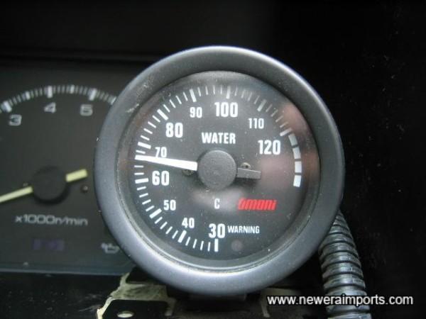 Omori water temp gauge.