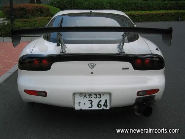 1996-2002 rear light clusters.