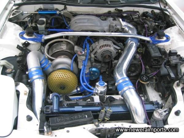 T78 turbo conversion.