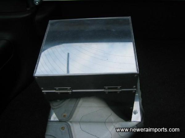 Battery box.