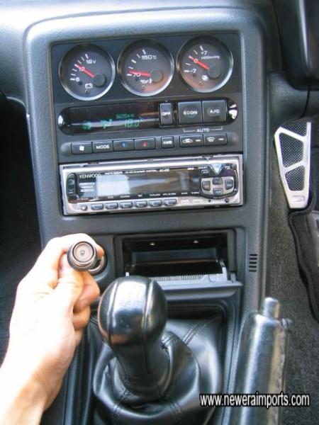 A non smoker's car since new.