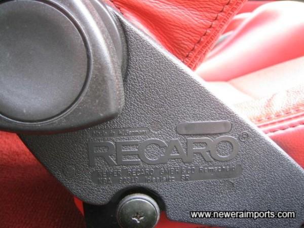 Recaros!