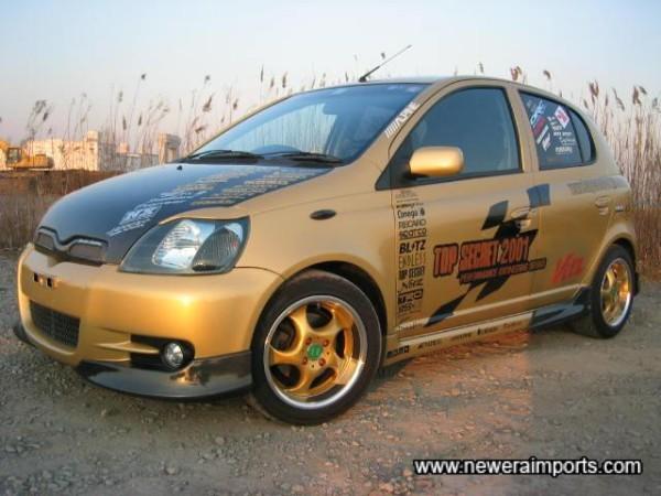 A complete Show Car by Top Secret!!