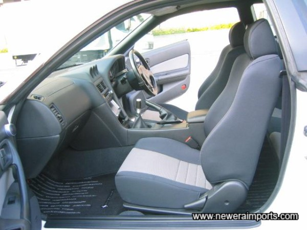 Interior is completely unmarked and as new!
